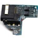 Placa PCB auscultadores PSP2004